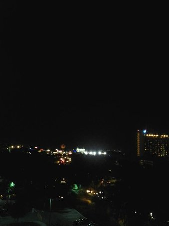 Holiday Inn Orlando – Disney Springs Area: View from our balcony 2