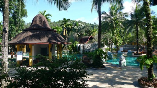 The Village Resort and Spa: View of the pool
