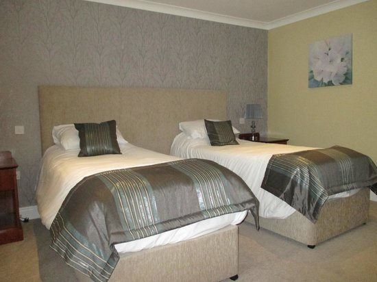 Hunley Hotel and Golf Club: rooms in hotel