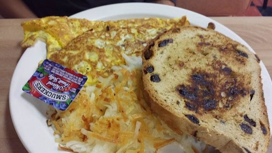 Campus Cafe: Breakfast 1