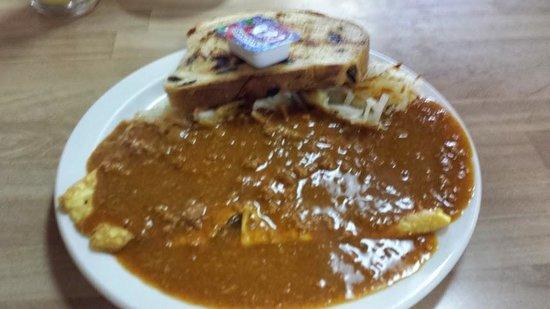 Campus Cafe: Breakfast 2