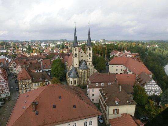 Blauer Turm: Vista 3
