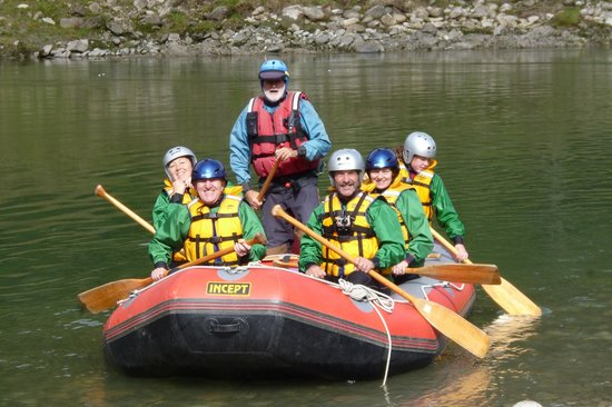 Wild rivers rafting: Get ready for adventure