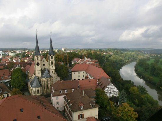 Blauer Turm: Vista 4