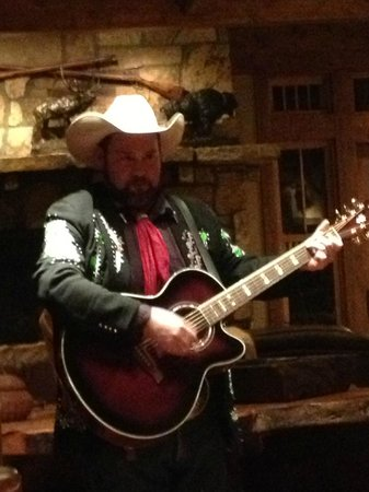 Kessler Canyon, Autograph Collection: Cowboy Poetry after Supper