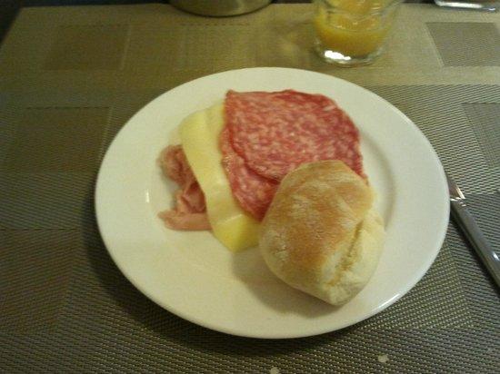 Hotel Oro Blu: colazione
