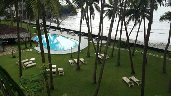 Prainha Resort : view from my room