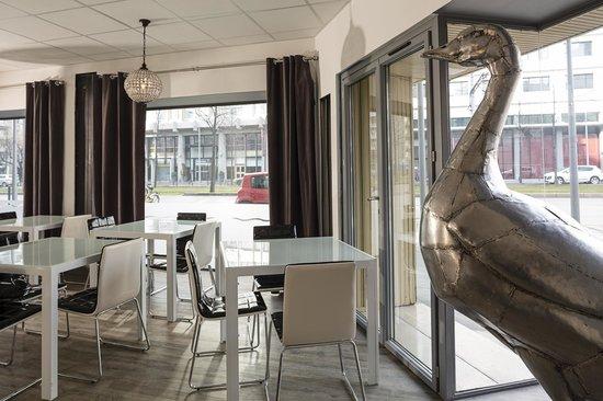 Hotel Gallia: Chambre