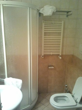 Hotel Oro Blu: bagno