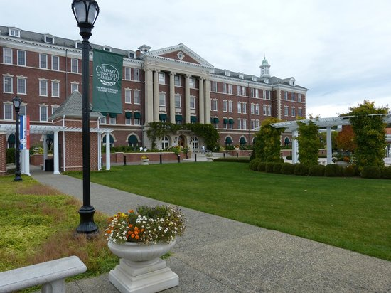 The Culinary Institute of America : Roth Hall, Culinary Institute of America
