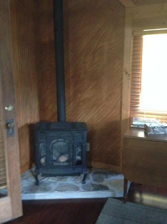 Banner Haven B&B and Cabin Rentals: Heater
