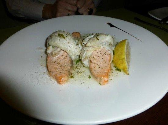 Zeri's Restaurant : Sea Bass