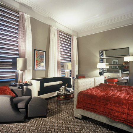 Hotel de Rome: Junior Suite