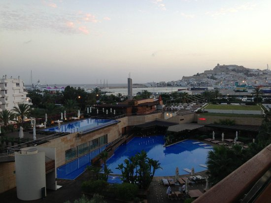 Ibiza Gran Hotel: View from our Room!