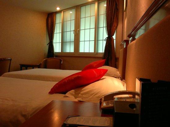 Kaili Motel: Triple room