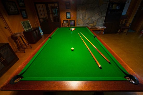 Ashgrove Farmstay & Farm Tours: Next to the game room, more game room!
