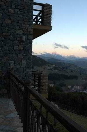 Chalet Azanias: Enjoy the view