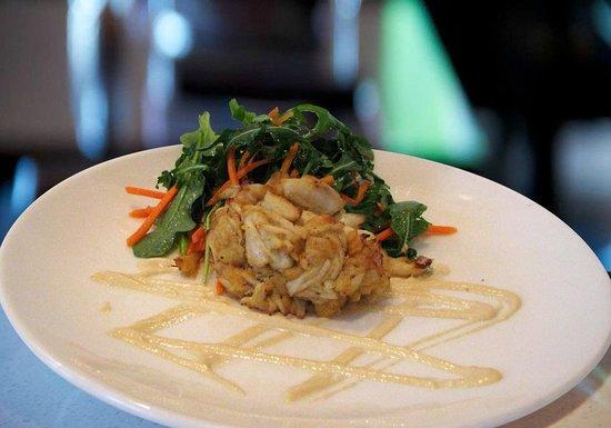 Legal Sea Foods: Crab Cake Appetizer