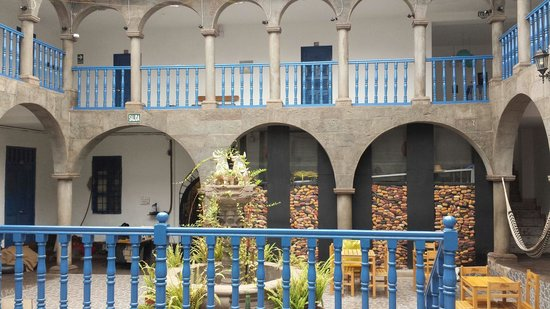 Milhouse Hostel Cusco : Muy lindo hostal