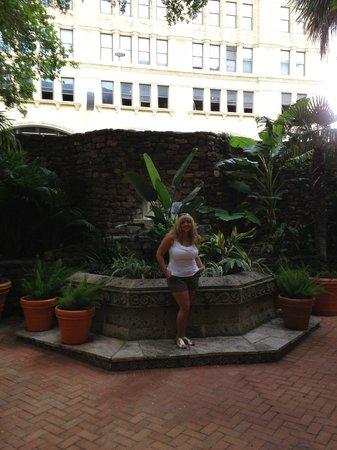 Omni La Mansion del Rio: Grounds