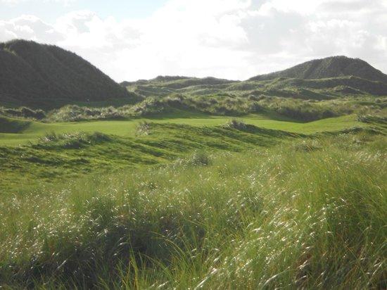 Enniscrone Golf Club: another great hole