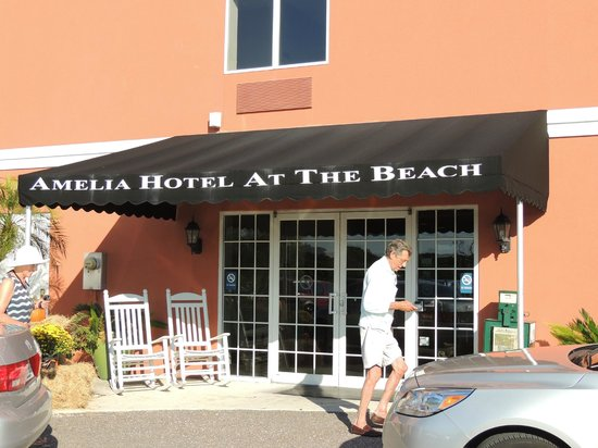 Amelia Hotel at the Beach : .