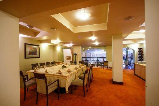 Arena di Serdica Boutique Hotel: Terra Antica Banqueting room