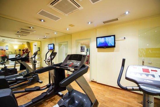 Arena di Serdica Boutique Hotel: Gym
