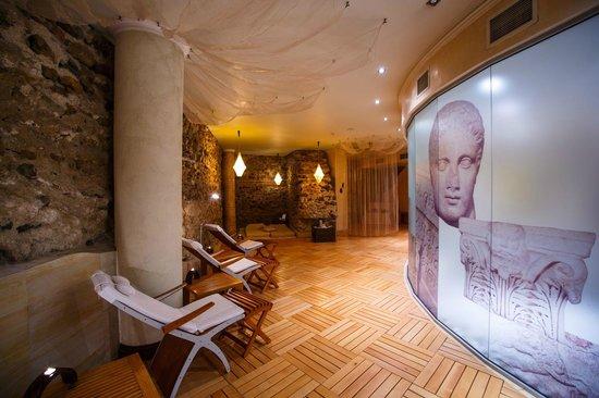 Arena di Serdica Boutique Hotel: Relax lounge