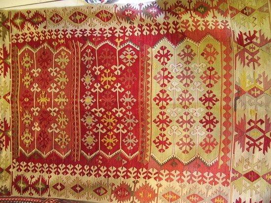 Oriental Rugs Dublin: kilim from Turkey