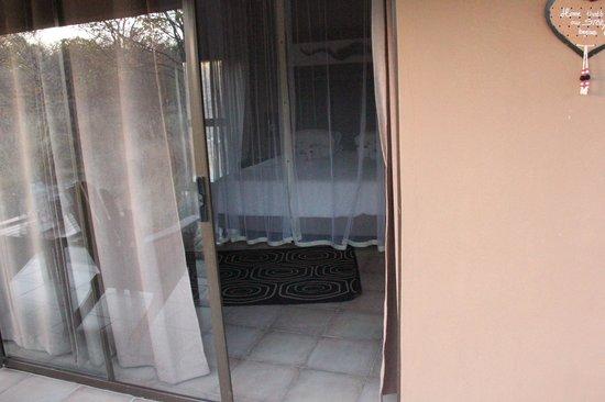 Toshari Lodge: Desde la terraza