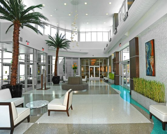 Oasis Hotel and Convention Center, an Ascend Hotel Collection Member : Convention Center Lobby