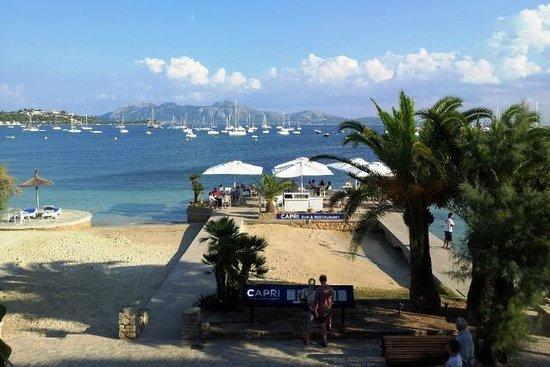 Hotel Capri: Залив