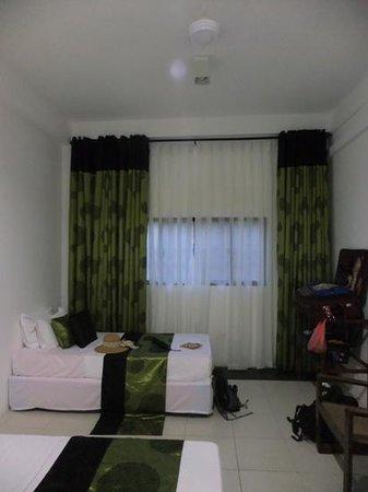 Pavana Resort: family room