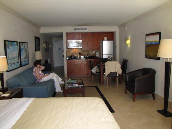 Divi Village Golf and Beach Resort : Cuarto