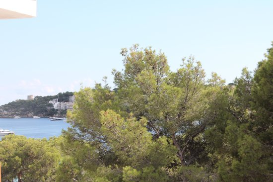 Marina Apartments: Blick vom Balkon (App. 44)