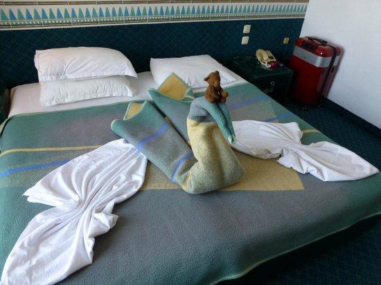 Jinene Beach & El Jinene: So machen die Zimmermädchen die Zimmer zurecht