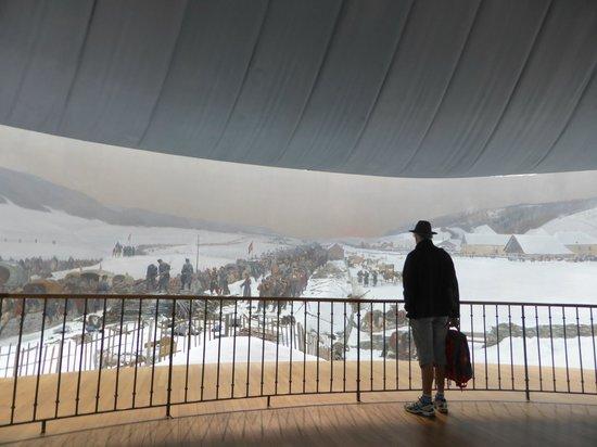 Bourbaki Panorama: Un panorama impressionnant