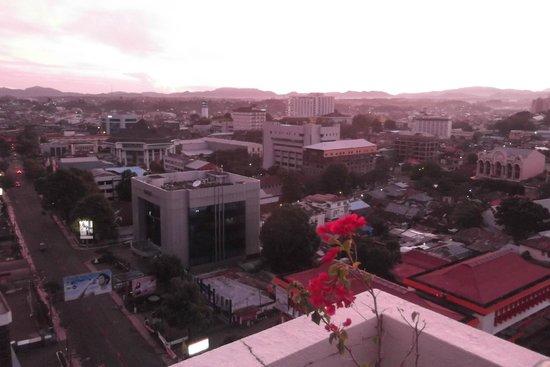 Hotel Gran Puri Manado: View of Manado City