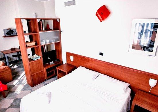 2Gi Residence Ajraghi: Appartamento Mini - zona notte