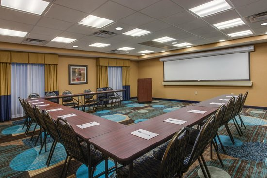 Hampton Inn Clearfield : Meeting Room