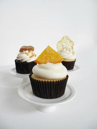 Bonnie Gordon College of Confectionary Arts: Gourmet Cupcakes Class at Bonnie Gordon College