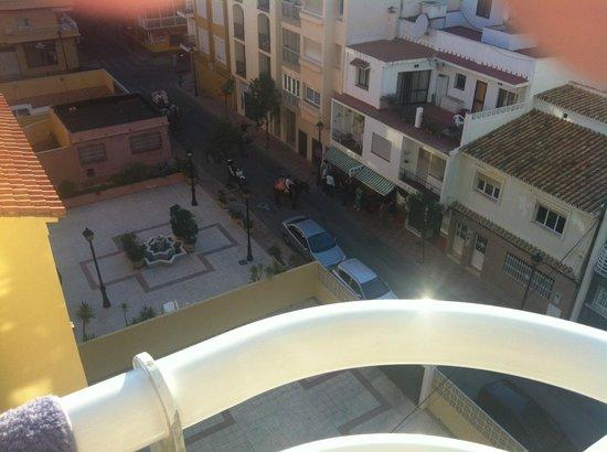 Hotel Villa de Laredo: spanish bar