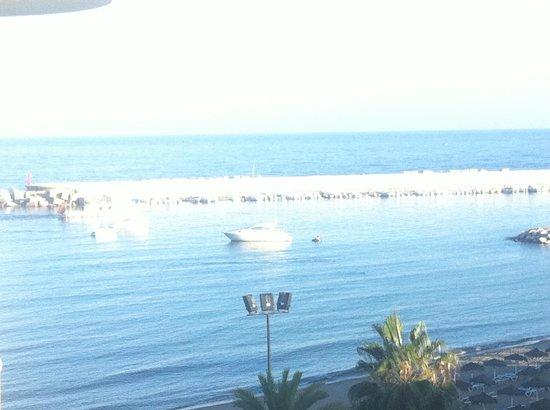 Hotel Villa de Laredo: Sea View