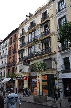 Hostal El Pilar: Hostel El Pilar