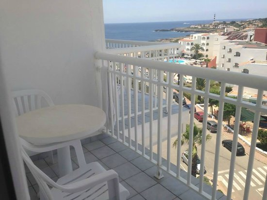 smartline Cala'n Bosch: balcony and view