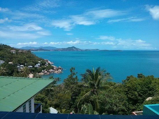 Ban Sua Samui: Blick auf Coral Cove Beach und Chaweng