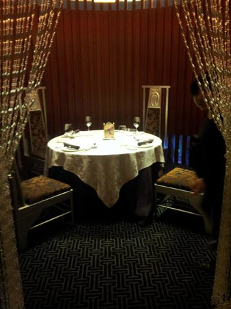 Crowne Plaza Shenyang Parkview: Private Dining room