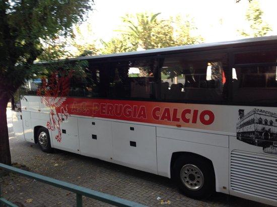 Hotel City Caserta: parcheggio dell'hotel