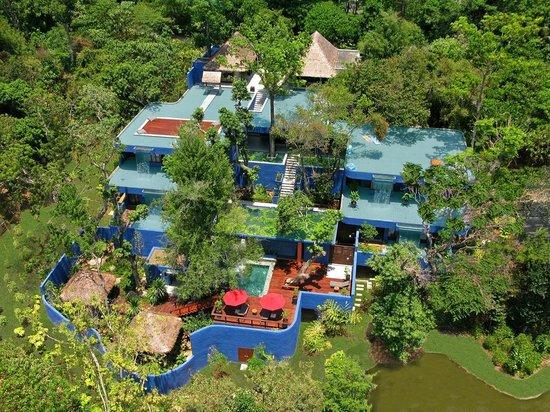 Cape Panwa, Ταϊλάνδη: Cool Spa Phuket